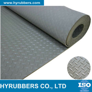Round Button, Checker Rubber Mat, Wide/Fine Ribbed Rubber Mat, Diamond Anti-Slip Rubber Mat pictures & photos