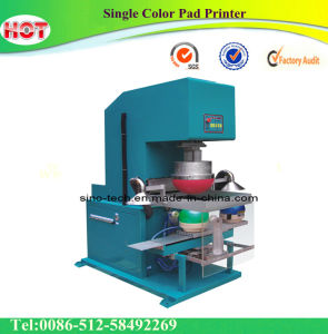 Single Color PVC Ball Pad Printer pictures & photos