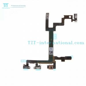 Mobile Phone Power Button Switch Flex Cable for iPhone 5 pictures & photos