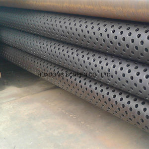 1 4 Api Stainless Steel Pipes Perforated Pipe For Drainage Price List