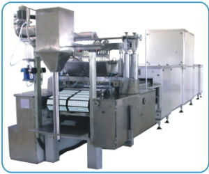 Soft Fondant Candy Depositing Line (GD150F) pictures & photos