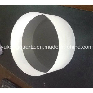 Wall Thick Round Polished Fused Quartz Glass Plate/Sheet/Window pictures & photos