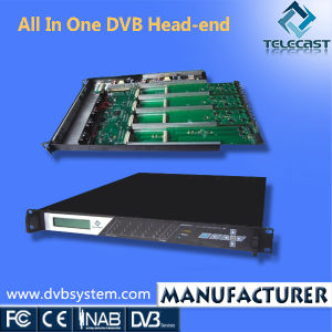 All in One DVB Head-End