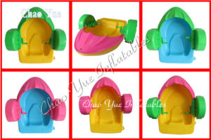 Popular Inflatable Water Paddle Boat for Swimming Pool pictures & photos