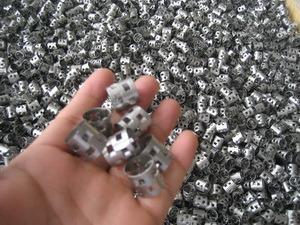 China Metal Pall Ring Ss304 Ss316 Ss316l Ss410 S304l