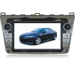 Double DIN Car DVD GPS for Mazda 6 (TS8729)