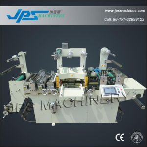 Logo Label Auto/ Automatic Die Cutting Machinery pictures & photos