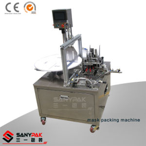 High Speed Automatic Mask Machine with Folding Sealing