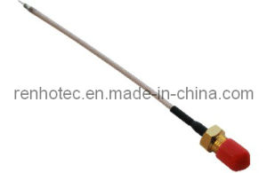 SMA Female Connector Bulkhead Type Crimp Rg316 Cable pictures & photos