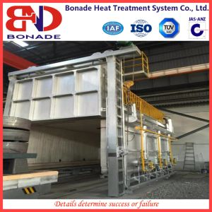 Bogie Hearth Annealing Furnace for Heat Treatment-Trolley Furnace pictures & photos