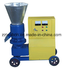 Flat Die Pellet Machine for Animal Feed pictures & photos