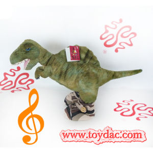 Plush Electric Moving Toy Dinosaur