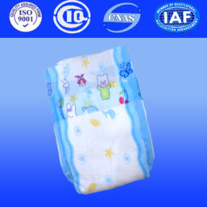 Disposable Super-Care Baby Nappy for Africa pictures & photos