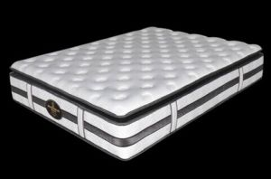 Luxury Zoned Pocket Spring Mattress /Pocket Spring Mattress/Mattresses (FL-020)