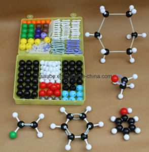 Model of Molecular Structure for Organic and Inorganic (CA-20116)