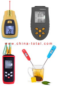 Infrared/ K Type/ Food Thermometer pictures & photos