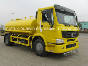 Sinotruk HOWO Water Sprinkler Truck pictures & photos