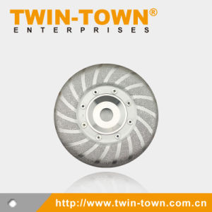Brazed Diamond Hand Profiling Wheel