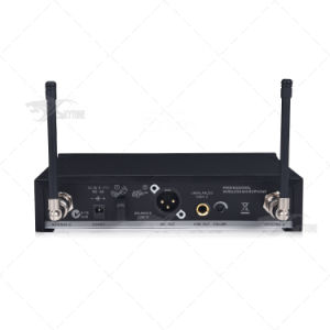 93 Lavalier Musical Instrument Lavalier UHF Wireless Microphone pictures & photos