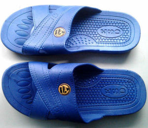 China Professional PVC PU Spu Material Anti-Static Shoes ESD Slipper/Flip Flop for Cleanroom pictures & photos