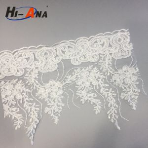 Over 15 Years Experience Wholesale Promotional Embroidered Lace pictures & photos