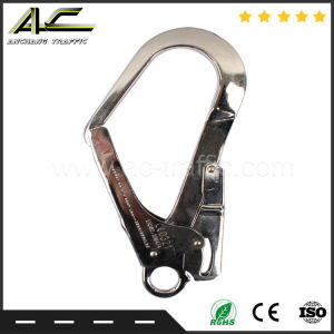Metal Rebar Alloy Safety Double Latch Forged Snap Harness Hook china metal rebar alloy safety double latch forged snap harness hook