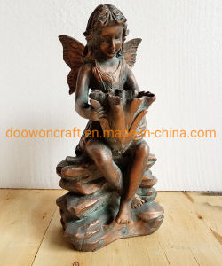 Figure Decoration Resin Modern Home Ornaments Crafts Fairy Woodland