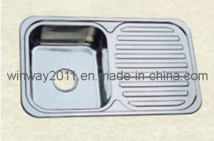 Stainless Steel Sink (WH-88048)