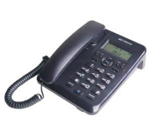 Corded Phone Desk Desktop Business Home Telephone Office