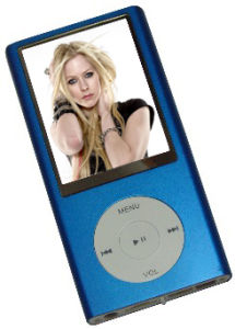 Digital E-book MP4 Player With Broadcast (FMP4-06) pictures & photos
