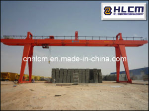 Precast Yard Gantry Crane 08 pictures & photos