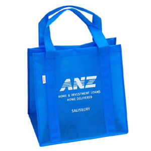 2017 Promotional Recycled Sports Tote Carrier Bags Lj N0712