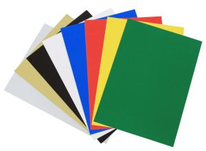 Glossy Paper Binding Cover