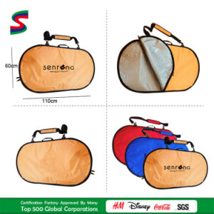 High Quality Polyester Sport Surfboard Sock Bag Tote Shopping Bag