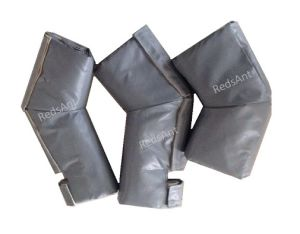 Waterproof Exhaust Pipe Insulation Blankets pictures & photos