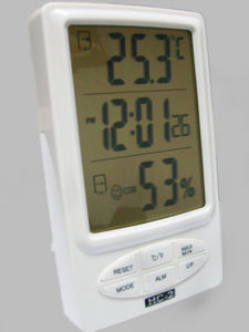 Digital Thermo Hygrometer (HC-2)