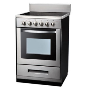 Free Standing Cooker With Ovens (GS-FS02SS)