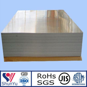 Aluminum/Aluminium Plain Sheet for Construction Usage