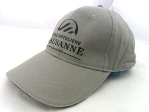 Cheap Wholesale Polyester 6 Panel Customized Fitted Hats pictures & photos