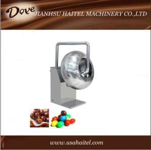 Best Price Htl-T500A-1250A Chocolate Coating Polishing Pan Machine
