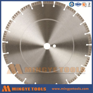 Road Roof Wall Floor Reinforce Concrete Cutting Diamond Concrete Saw Blade pictures & photos
