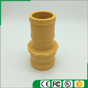 Plastic Camlock Couplings/Quick Couplings (Type-E) , Yellow Color