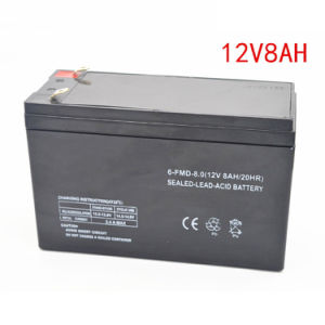 12V 8ah Maintenance Free Lead Acid Battery