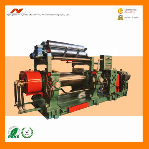 China Open Rubber Mixing Mill with Excellent Quality and Reasonable Price