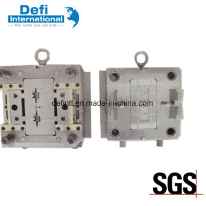 Easy Lock Sealed Plastic Mould for Plastic Timer pictures & photos