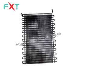 Double Layers Condenser for Refrigerator