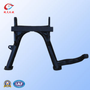 Sheet Metal Welding Bending Spare Parts Center Stand pictures & photos