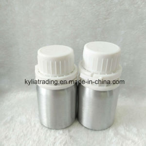 50ml Aluminum Essential Oil Bottle with White Plastic Tamper-Proof Cap Aeob-2 pictures & photos