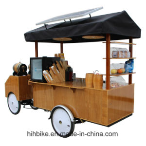 New Design Mobile Used Food Vending Carts Coffee Bike for Sale pictures & photos