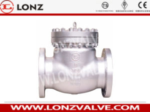 Cast Steel Wcb Swing Check Valve pictures & photos